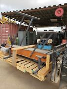 Conveyor With Hopper System New
