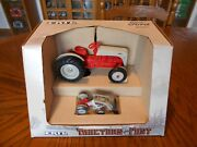 Vintage 1987 Ertl 116/143 Tractors Of The Past Ford 8n Set No. 867 Used