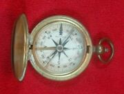 Wwi Us Military Compass Model Waltham