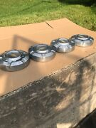 69-75 Chevrolet Dog Dish Chrome Hubcap 10 Pickup Truck 15and039 C10 C15 350