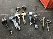Outboard Motors For Sale Used