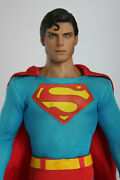 Hot Toys Mms152 Superman 1978 Christopher Reeve Incomplete [dhl Express Ship]