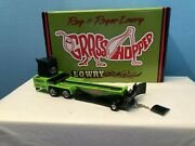 Grasshopper 164 Scale Resin Pulling Sled Limited Edition Lowry Brothers