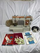 Vintage Working Brother Sewing Machine 1681 Riviera Model F Motor