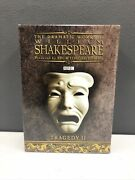 The Dramatic Works Of William Shakespeare Tragedy Ii 2 Box Set Dvd