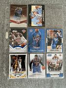 Carmelo Anthony Panini And Topps Collectors Card Lot