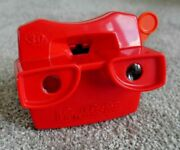 Viewmaster Classic 3d Viewer 2014 Red Optical Toy Mattel K477