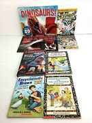 I Survived, Horrible Harry, Encyclopedia Brown... Lot Of 8 Books B29