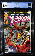 X-men 129 Cgc 9.6 1st Appearance Of Kitty Pryde The White Queen And Sebastian Sh