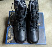 Bates E02268 Menand039s Gx-8 Side Zip Gore-tex Black Footwear Tactical Boots. Size 11