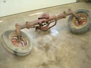 Farmall 400 Tractor Wide Front End Assembly
