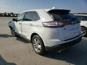 2015-2018 Ford Edge Rear Trunk Hatch Lid Liftgate Yz White Manual Lift 1241670