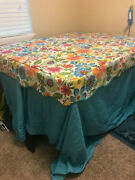 Custom Camper Awning 10x8 Choice Of Fabric And Trim Vintage Camper