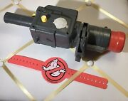 Vintage 1980and039s Kenner 1984 Real Ghostbusters Ghost Zapper Projector Gun Working