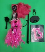 Monster High Catty Noir Doll 2013 Complete Set 13 Wishes
