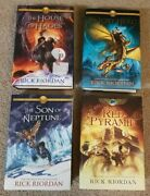 The Son Neptune House Hades Lost Hero Heroes Of Olympus Red Pyramid Riordan 4 Lo