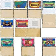 Traditional Music Instruments -not Issued / Set 03- Mnh