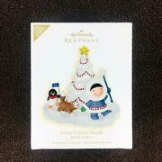 Hallmark 2009 Frosty Friends Parade Special Edition Ornament