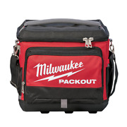 Milwaukee 48-22-8302 Packout Jobsite Cooler Lunch Box Tool Bag With Padded Strap