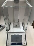 Mettler Toledo Xs205 Dr Balance Scale Fact 220g/0.01mg Tested E Cosmetic Deal
