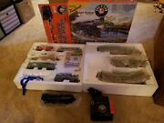 Lionel New York Central Flyer O Scale 6-30016 In Original Box Tested