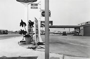Tod Papageorge Burbank, California, 1982 / Vintage Silver Print / Signed
