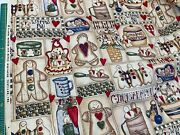 Dianna Marcum Warms My Heart Gingerbread For Marcus Bros.- 1 7/8 Yards