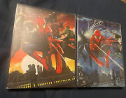 Spider-man Legacy Collection 4k / Blu-ray Best Buy Exclusive Rare Oop