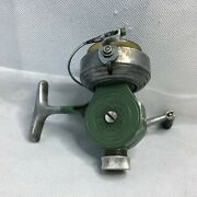 Vintage Thommen Record Swiss Made Spinning Reel Angler Fishing