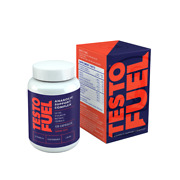 Testo Fuel 120 Capsules -authentic -fresh -factory Sealed - Ships Free Same Day