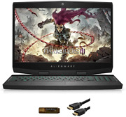 New_dell_alenware_m15 R1 15.6 Fhd Ips Display Gaming Laptop I7-9750h Up To 4.