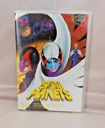 Battle Of The Planets Vol 4 New And Sealed G Force Siren Visual Anime Retro