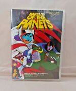 Battle Of The Planets Vol 7 New And Sealed G Force Siren Visual Anime Retro