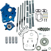 S And S Cycle Chrome Oil Cooled 475 Cam Kit 310-1006a