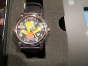 The Simpsons Fossil Watch Bart From 1998 Mib 338/3000