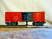 Vintage Lionel 159000 Nyc New York Central System Operating Box Car X3464