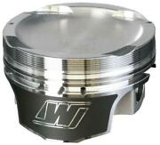 Wiseco Bmw M50b25 2.5l 24v Turbo 84.50mm Bore +0.50 Oversized 8.81 Cr Pistons