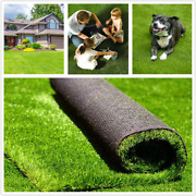 Fas Home Artificial Grass Turf 10ftx45ft450square Ft 1.38 Pile Height Realis