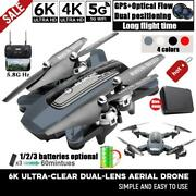 2021 Upgrade Version 3.0 Foldable Gps Optical Flow Dual Positioning Drone, Optio