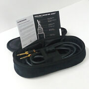 Guitar Cable Premium Quality With 24k Gold Connectors Ultra-low Noise 10ft