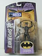 Dc Super Heroes Nightwing S3 Select Sculpt Catwoman 6 Action Figure Misb