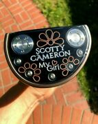 Scotty Cameron My Girl 2017 Brand New W/headcover Limited Editionandnbsp