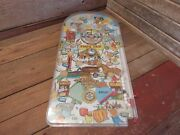 Vintage 1950's Marx Deluxe State Fair Bagatelle Pinball Game