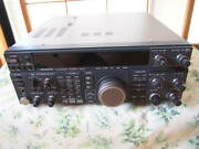 Kenwood Ts-850s 100w Transceiver With Manual And Power Code Only 500