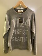 Vintage Pike St Sweater Made Exclusively For Starbucks Reserve By Palmer Cash, M