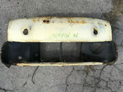 Mg Midget Front Nose Body Panel Assembly, Also For Austin Healey Sprite