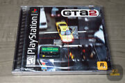 Gta Grand Theft Auto 2 1st Print Playstation 1 Ps1 1999 Factory Sealed Rare