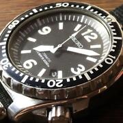 Seiko Srp043k2 Discontinued Divers Spork Rare Automatic Mens Watch Auth Works