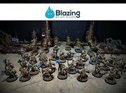 40k Adeptus Custodes Battle Ready Army Space Marines Gw Pro Painted To Order