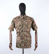 Serbia Police Counter-terrorist Unit Ptj Polo Shirt Tactical One Camo Pattern